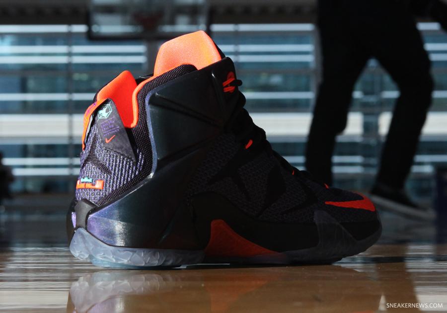 New Style Nike Lebron 12 Cheap sale