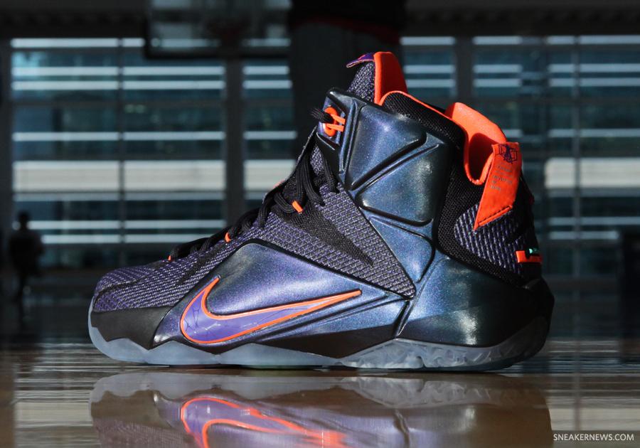 Nike Lebron 12 - 2014 09 17 Nike Lebron 12 Instinct Code Promo
