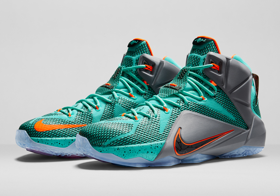 huge selection of 032e6 89aff Nike LeBron 12 Release Dates - SneakerNews.com
