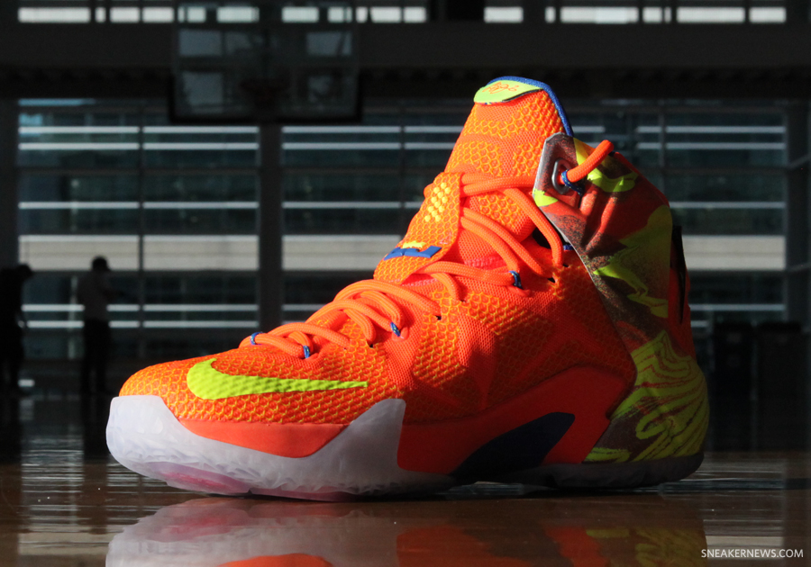 lebron 12 six meridians - photo #19