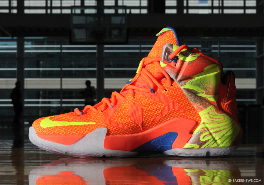 lebron 12 six meridians - photo #18