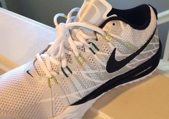 "Nike Lunar TR1 ""Oregon Ducks"" PEs"