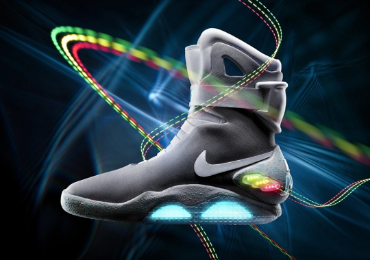 Will The Nike Mag 2015 Release On September 8th, 2015?