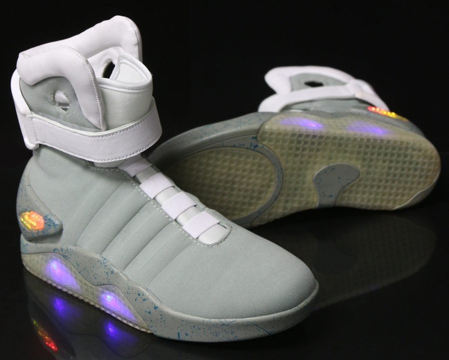 Nike Mag Halloween Costume Replicas Officially Licensed by Universal Studios