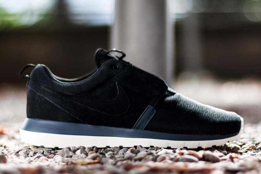 nike 6 anneaux olympiques - Nike Roshe Run NM - Black - Dark Magnet Grey - Sail - SneakerNews.com