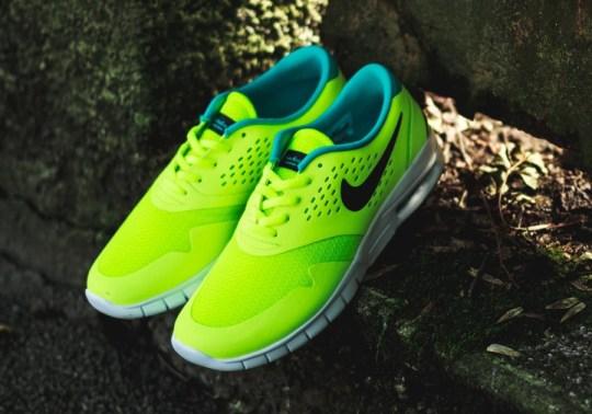 Nike SB Eric Koston 2 Max – Volt – Dusty Cactus