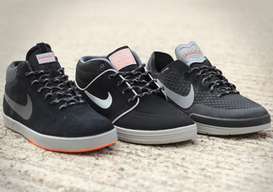 "Nike SB ""Shield Pack"""