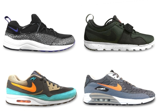 Upcoming Nike Sportswear Releases For Fall 2014