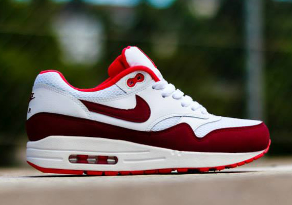 nike air max 1 essential white woman