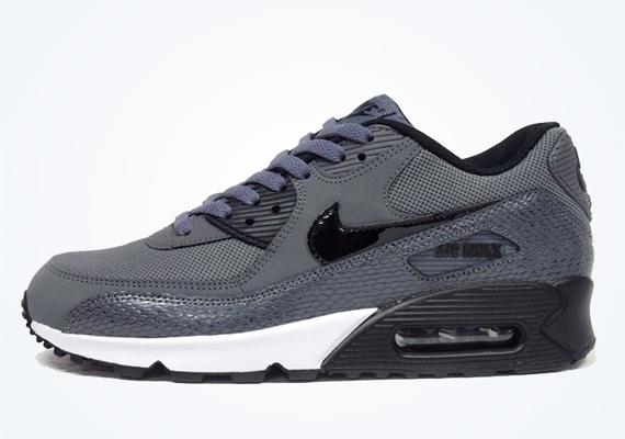 air max 90 grey