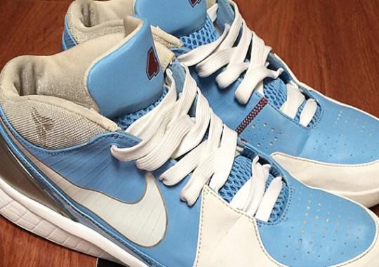 Nike Zoom Kobe 4 – Early Wear-Test Sample