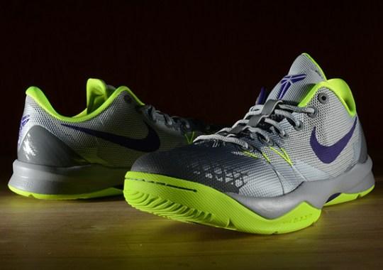 "Nike Zoom Kobe Venomenon 4 ""Wolf Grey"" – Release Date"