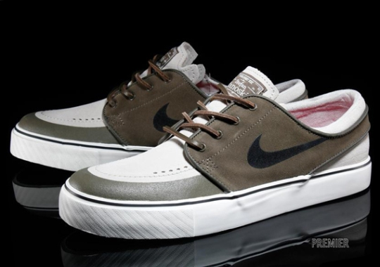 Nike SB Zoom Stefan Janoski SE – Dark Dune – Light Bone