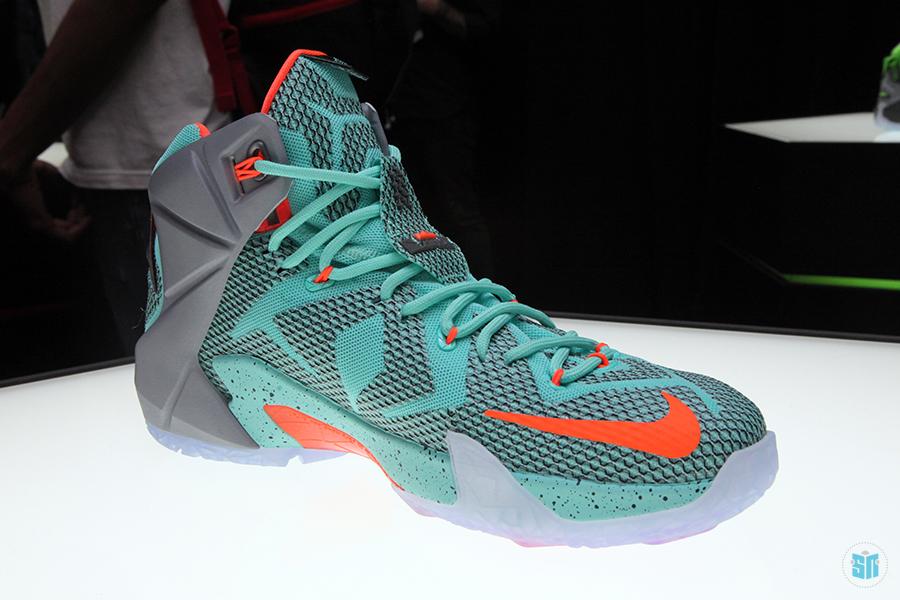 "Monday Night Preview: Nike LeBron 12 ""NSRL"" - SneakerNews.com"