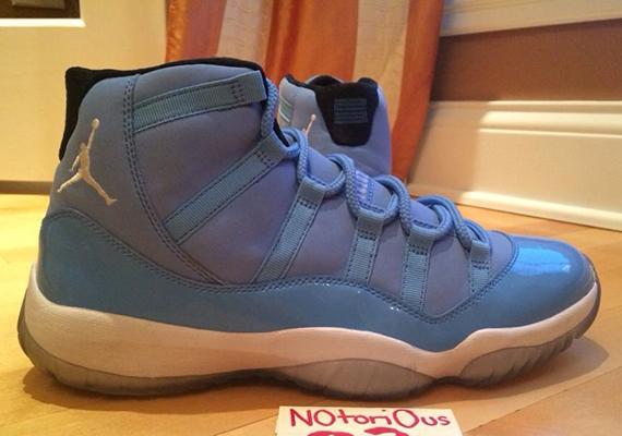 """Air Jordan 11 """"Pantone"""" – 2010 Promo Sample on eBay"""