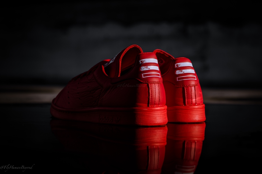 no sale tax huge sale new design Pharrell Williams x adidas Consortium Stan Smith