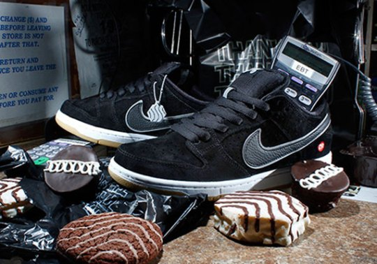 Quartersnacks x Nike SB Dunk Low – Arriving at Additional Retailers