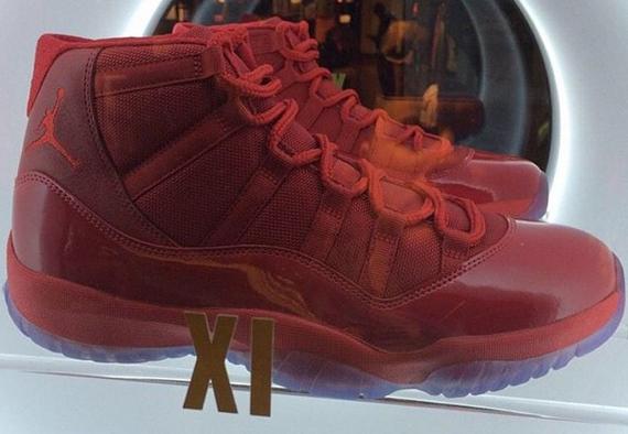 Air Jordan Collection Rouge