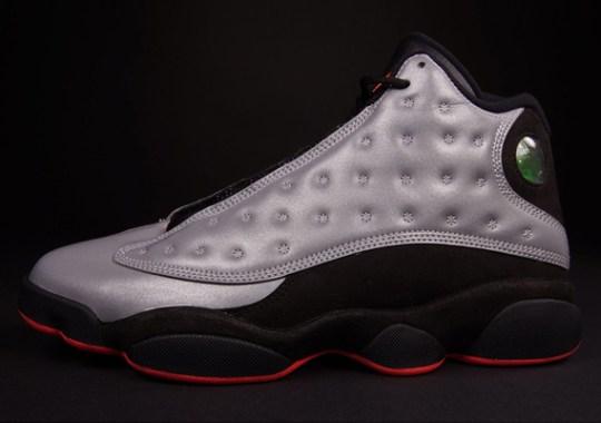 """Air Jordan 13 """"Reflective"""" – Arriving at Retailers"""