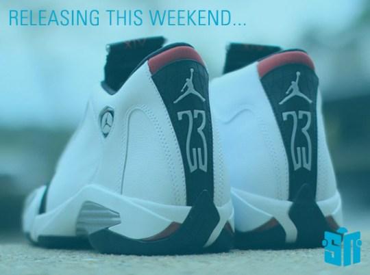 Sneakers Releasing This Weekend – September 20th, 2014