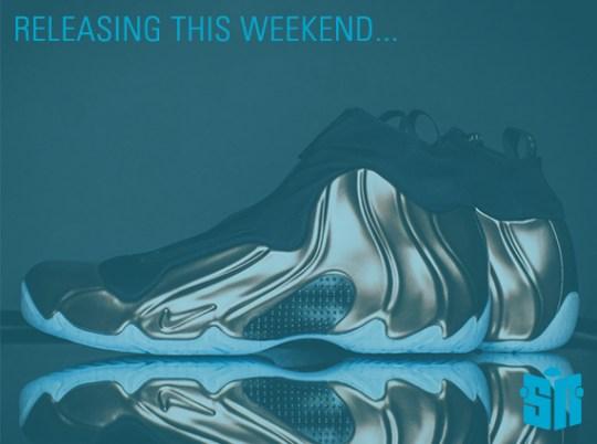 Sneakers Releasing This Weekend – September 27th, 2014