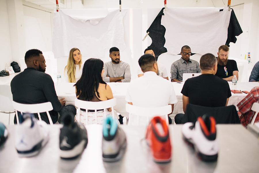Sights From The Jordan Brand Retro Remaster Showcase - SneakerNews.com 2548937f46ff