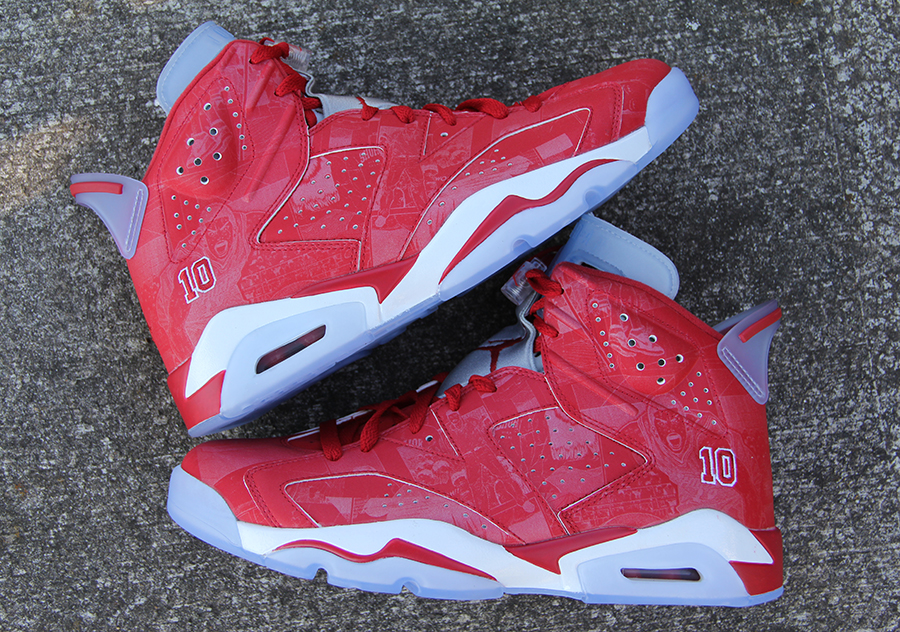 new arrival a8b5a ae980 A Detailed Look at the Air Jordan 6