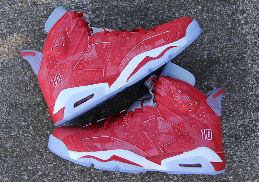 jordan shoes number 6