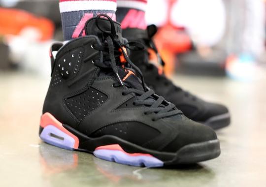 2c438282f50f Air Jordan V  Quai 54 . Sneaker Con Atlanta September 2014 On-Feet Recap –  Part 1