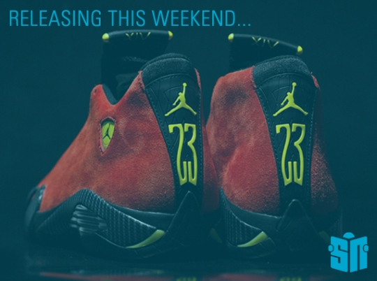 Sneakers Releasing This Weekend – September 6th, 2014