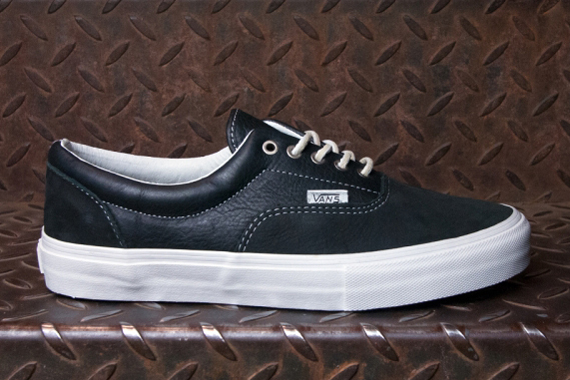 Vans Era LX Vault Nabuk Leather Black