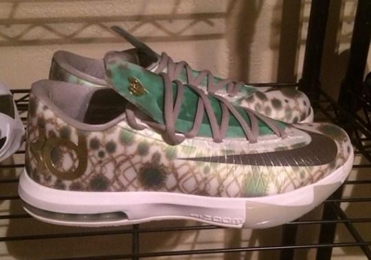 "Nike KD 6 ""Wanda Pratt"" – Available on eBay"