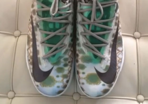 "c927f415741 Another Look at the Nike KD 6 ""Wanda Pratt"""
