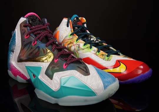 "The Nike ""What The LeBron"" 11 is Not As Limited As You Think"