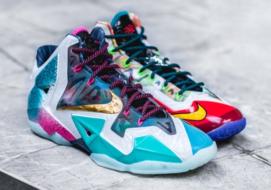 """Nike """"What The LeBron"""" 11 – Release Reminder"""