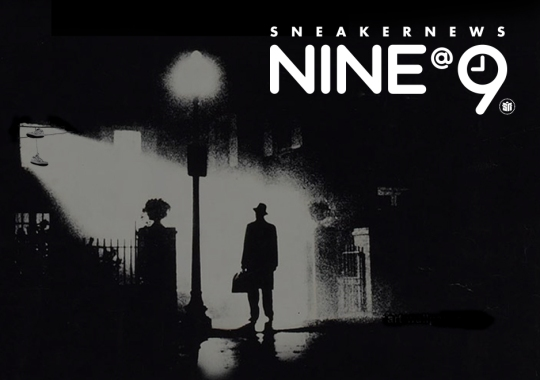Sneaker News NINE@NINE: Iconic Horror Movie Posters on NIKEiD