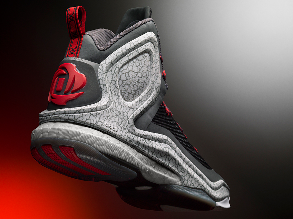 ae70130da642 adidas D Rose 5 Boost