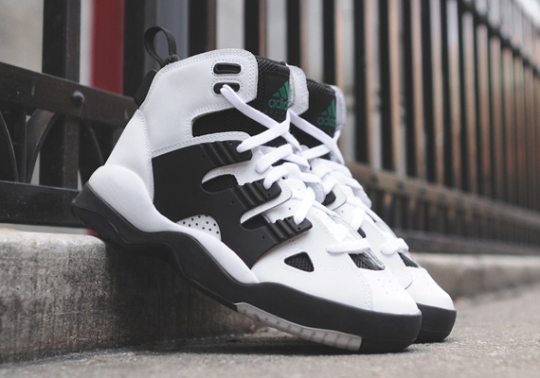 The adidas Originals EQT Basketball Returns