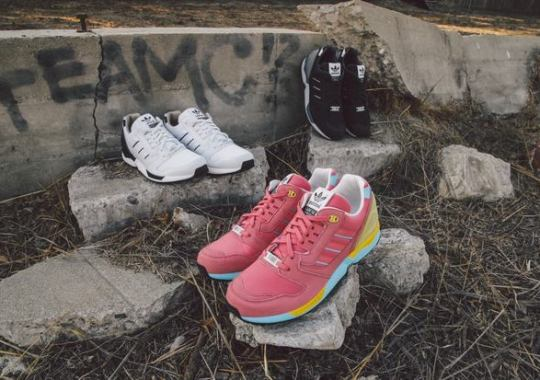 """adidas Originals """"Fall of the Wall"""" Pack – Release Date"""
