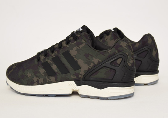 "wholesale dealer 5e180 9ae80 Italia Independent x adidas ZX Flux ""Houndstooth Camo"""
