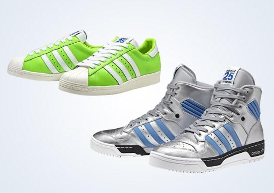 A Complete Look at the NIGO x adidas Originals Footwear Collection