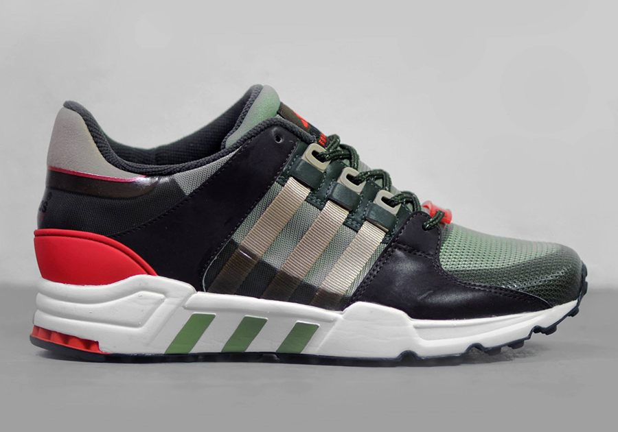 Adidas Eqt Running Support 93 Korting Adidas Originals
