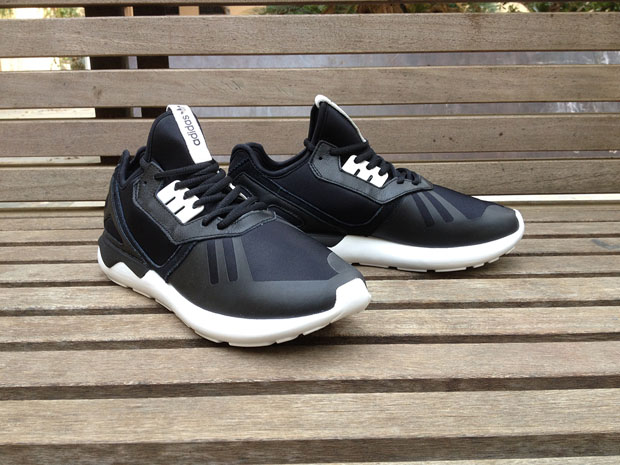 adidas Originals Tubular Runner - Black -