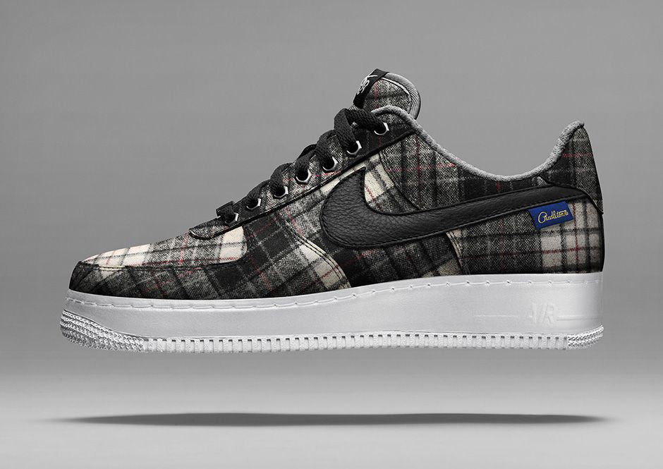 competitive price 43f5b f9f42 NIKEiD Air Max 1 + Air Force 1