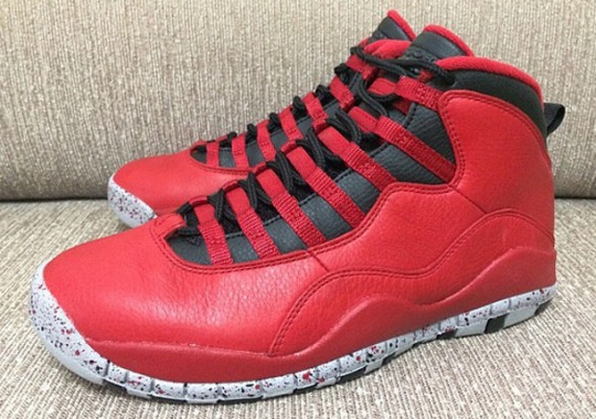 "Air Jordan 10 ""Bulls Over Broadaway"" – Releasing On 2015 All-Star Weekend"