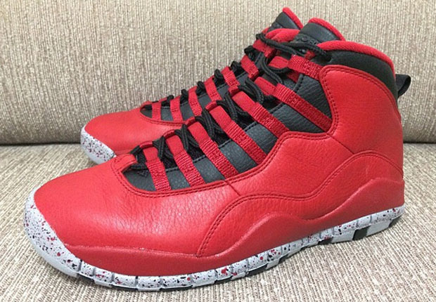 "Air Jordan 10 ""Bulls Over Broadaway"" - Releasing On 2015 All-Star Weekend"