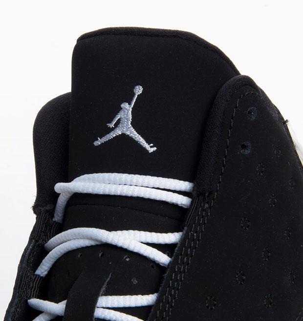 Air Jordan 13 Negro Zapato Blanco Rosado Y Hiper IYYddIO