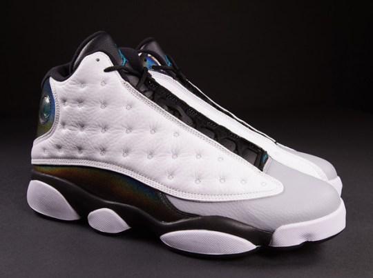 "Air Jordan 13 ""Hologram"" – Release Reminder"