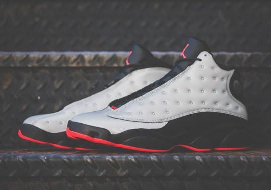 "Air Jordan 13 ""Reflective"" – Release Reminder"