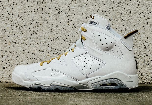 "Air Jordan 6 ""Ring Ceremony"" PE"